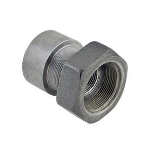 screw-on bulkhead fitting