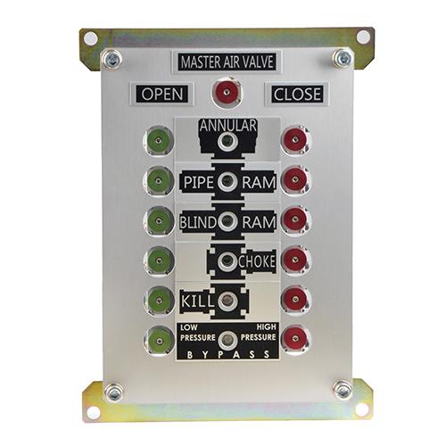 master air valve controller